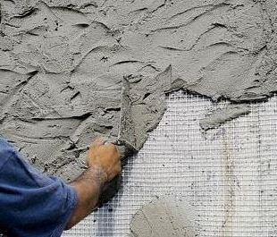Цементная штукатурка ШЦ 2 купить в Киеве