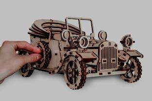 Фанера для детских игрушек