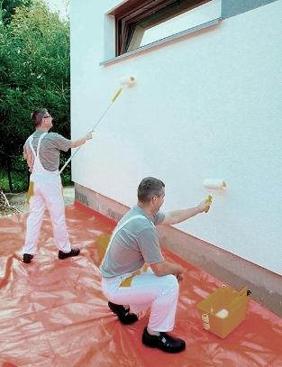 Фасадная краска Монтокрил