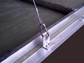 Ревизионные люки для потолочных кондиционеров